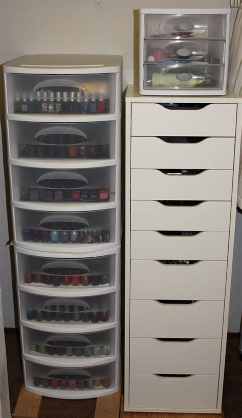 Make Up Drawers by Pinkii Life Makeup Storages