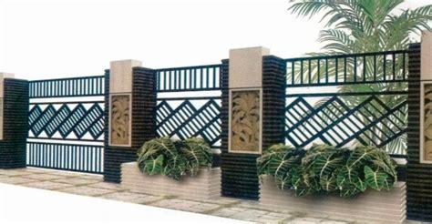 gambar rumah minimalis modern contoh pagar rumah minimalis terbaru