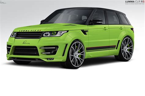 land rover green 2014 range rover sport gets lumma design treatment truck