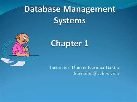 Database Management System Ppt For Mba by Database Management Systems Dbms