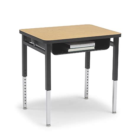 Single Student Desk Planner Classroom Furniture Student Desk
