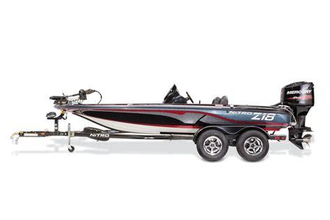 nitro bass boat z18 2016 new nitro z18 bass boat for sale 30 190