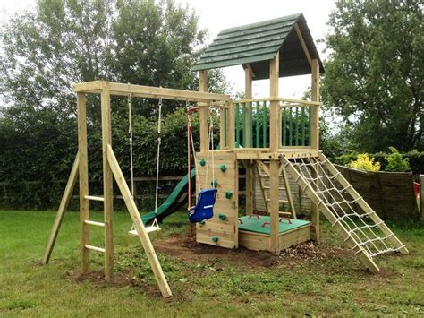 how to build a climbing frame with swing and slide 17 best images about climbing frames and tree houses on