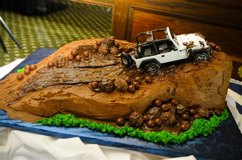 jeep cake groom s jeep cake prec