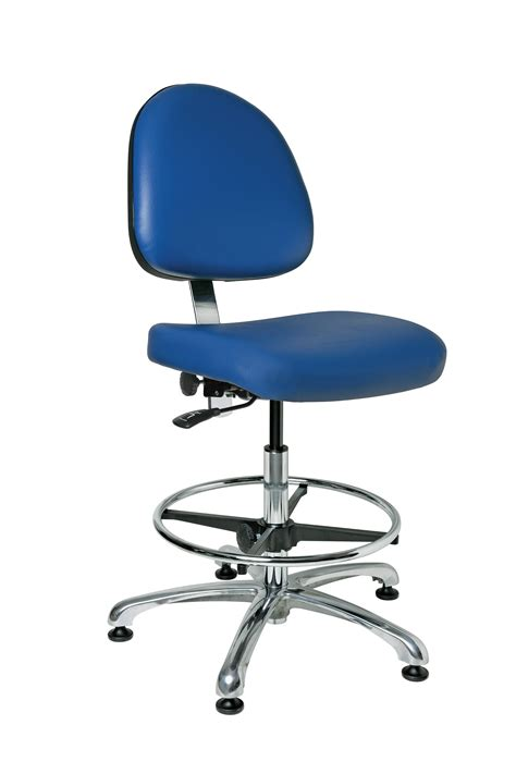 Bevco Stool by Bevco 9350mc2 Deluxe Cleanroom Chair 19 Quot 26 5 Quot