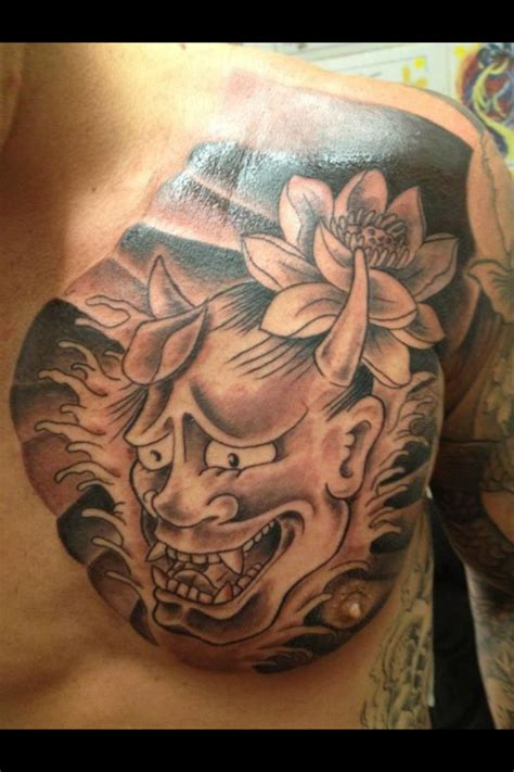 tattoo hannya mask significado mask meaning hannya tattoo pictures to pin on pinterest