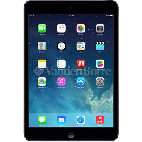 Mini 2 Wifi apple mini retina wifi 16gb grey chez vanden borre comparez et achetez facilement