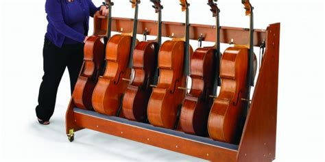 Wenger Guitar Rack by Instrument Storage Wenger