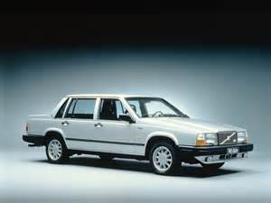 Where Is Volvo From Volvo 740 Sedan 23