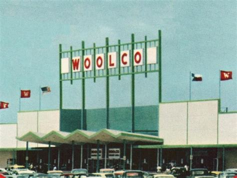 pleasant family shopping   woolco stores