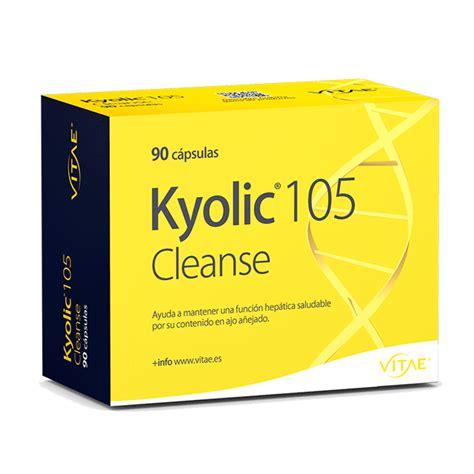 Kyolic 105 Detox by Kyolic 105 174 Cleanse Vitae