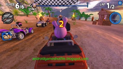mod game beach buggy racing beach buggy racing v1 2 11 mod apk premium unlimited