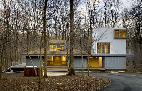 forest house kube architecture archdaily forest house architect magazine kube architecture