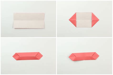 Easy Origami Bow Tie - easy origami bow tie tutorial