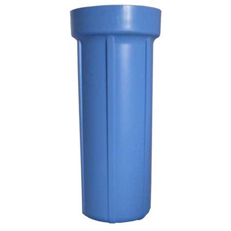 filter housing pentek 153017 slim line water filter housing sump blue