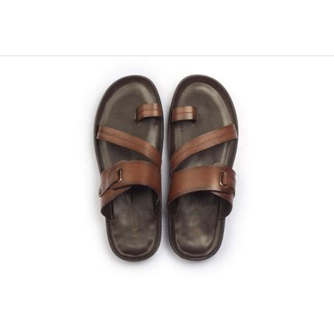 leather slippers for 9778 brown leather slippers hitz shoes