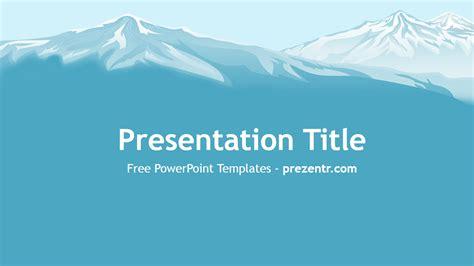 powerpoint templates free mountains free mountains powerpoint template prezentr powerpoint
