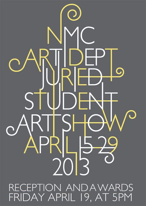 Home Design Story Weekly Update by Nmc Art Department Invites You To Enjoy The Juried Student
