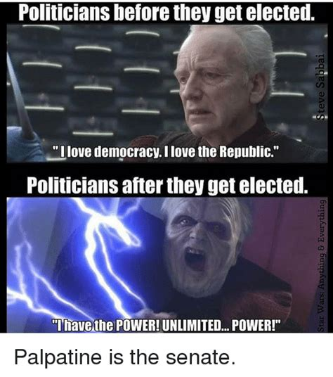 Unlimited Power Meme - 25 best memes about unlimited power palpatine unlimited