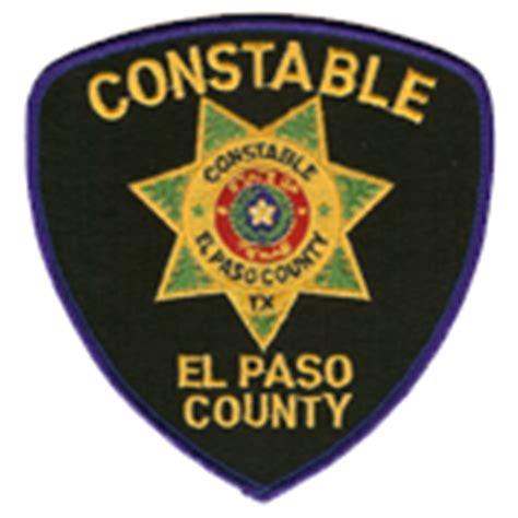 Child Support Office El Paso Tx by El Paso County Constable S Office Precinct 1