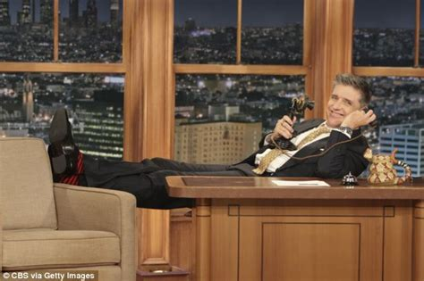 Craig Ferguson Heating Up by Craig Ferguson Announces Retirement From The Late Late