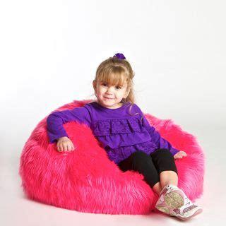 pink faux fur bean bag chair fuzzy fur bean bag 4 terrific colors black fuchsia lime
