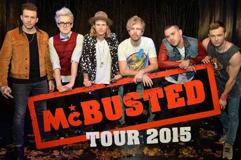 mcbusteds dougie poynter says he doesn t mind supporting image gallery mcfly band 2015
