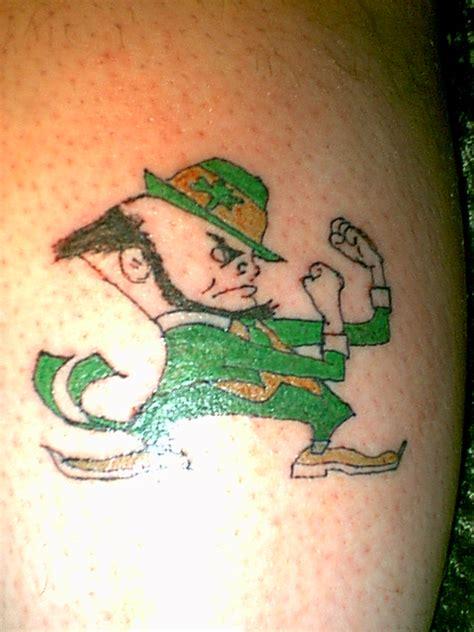 fighting irish tattoo pictures