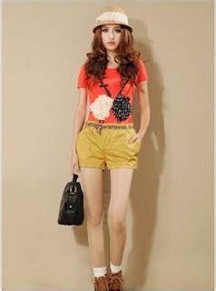Ls Celana Cowok Pendek model baju korea terbaru fashion