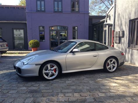 Porsche Ersatzteile 996 porsche 996 4s coupe orig 6 341 km neuwagen dreikommazwei