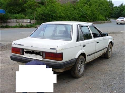 how make cars 1987 mazda familia transmission control 1987 mazda familia for sale for sale