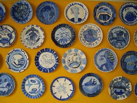 yellow willow pattern 3rd grade blue willow china art lesson plans 3rd