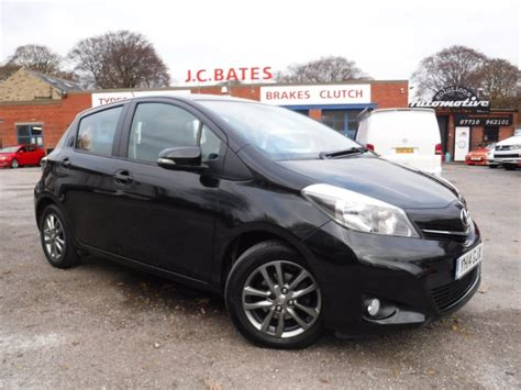 Toyota Eclipse Used Eclipse Black Metallic Toyota Yaris For Sale West