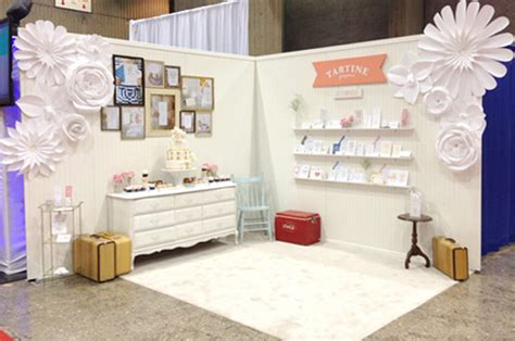 Target Room Dividers - trade show inspiration tartine paperie diy giant paper flowers yourmarketingbff com