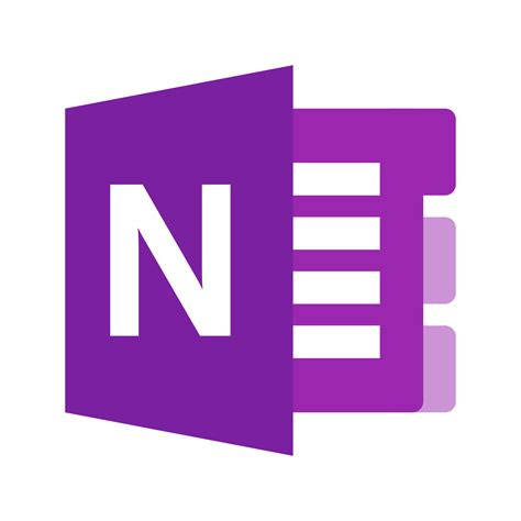 Microsoft Onenote | microsoft onenote icon free png and svg download