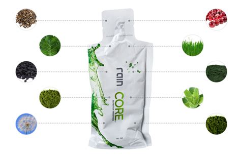 Rain Core Nutritional Supplement   Seed Supplements