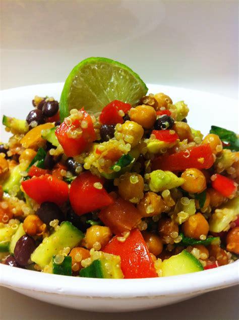 protein vegan recipes high protein vegan salad