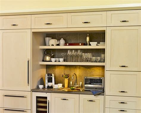 Pantry Station by Butler S Pantry Coffee Station Home Kitchen