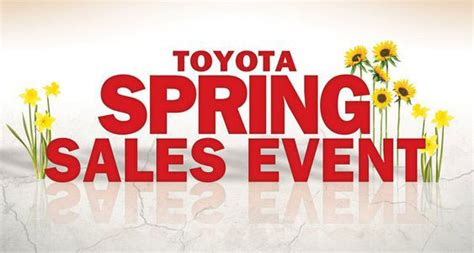 Toyota Sales Event Bredemann Toyota S Sales Event