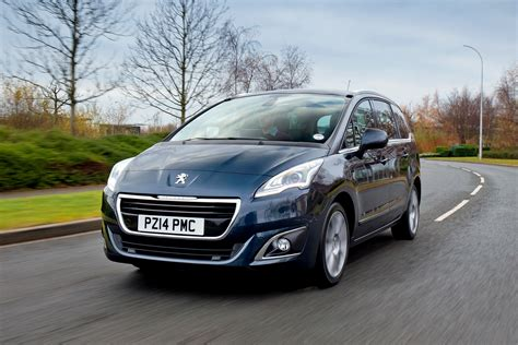 cheap cars peugeot the best cheap family cars parkers