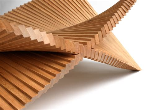 Paul Wings Shape Changing Limited limited edition sculptural furniture
