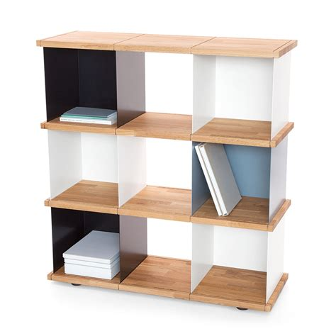 etagere 9 cases castorama meuble rangement modulable etag re basse design m