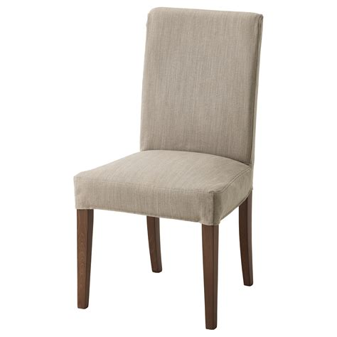 ikea chairs henriksdal chair brown nolhaga grey beige ikea