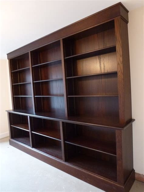 Built In Bookcases Houzz Built In Bookshelves