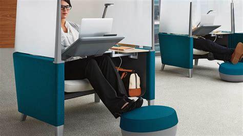 high tech home office look plushemisphere brody steelcase