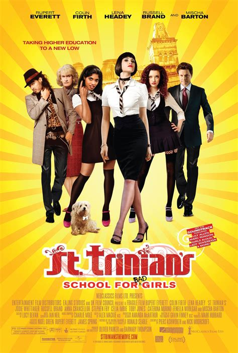 Brand And Colin Firth To In St Trinians by St Trinian S St Trinian S 2007 Cinemagia Ro