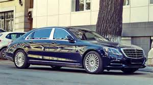 Mercedes S500 Mercedes Maybach S500