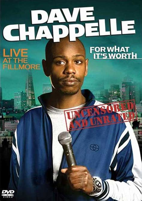 Dave Chappelle Birthday Card Dave Chappelle For What It S Worth Movie Posters From