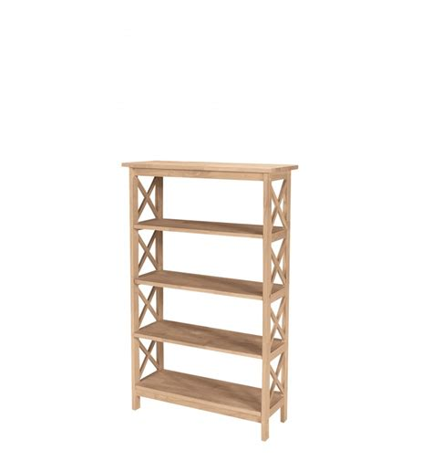 Bookcase 30 Inches 30 Inch X Sided Bookcases Wood You Furniture