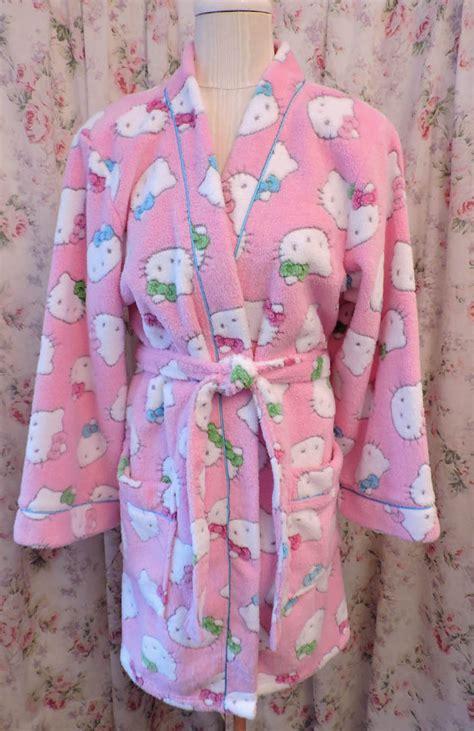 Hk Blue Ribbon Dress W Belt Dress Hello Anak Import hello robe plush fleece pink faces wrapper bath